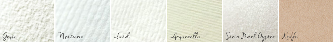 wedding invitation cards textured options