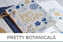 floral wedding invitations an stationery