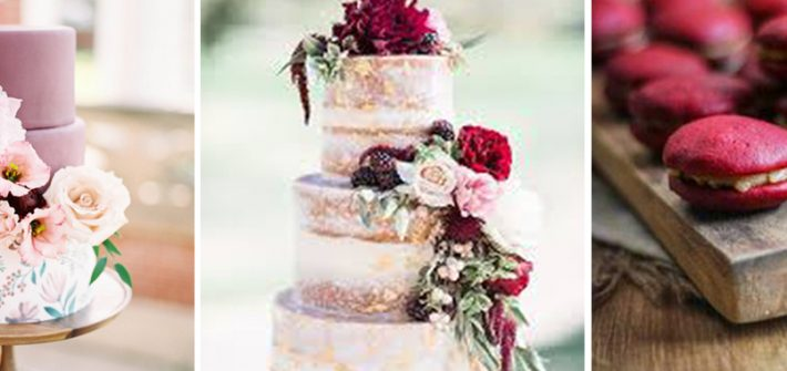 marsala wedding ideas