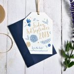 Botanical Wedding Save the Date